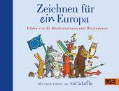 Zeichnen für ein Europa, Beltz, Julius Verlag, EAN/ISBN-13: 9783407812476