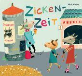 Zickenzeit, Alaska, Nini, Tulipan Verlag GmbH, EAN/ISBN-13: 9783864295034
