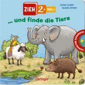 Zieh 2-mal, Grimm, Sandra, Verlag Friedrich Oetinger GmbH, EAN/ISBN-13: 9783789114960