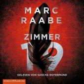 Zimmer 19, Raabe, Marc, Hörbuch Hamburg, EAN/ISBN-13: 9783957131713